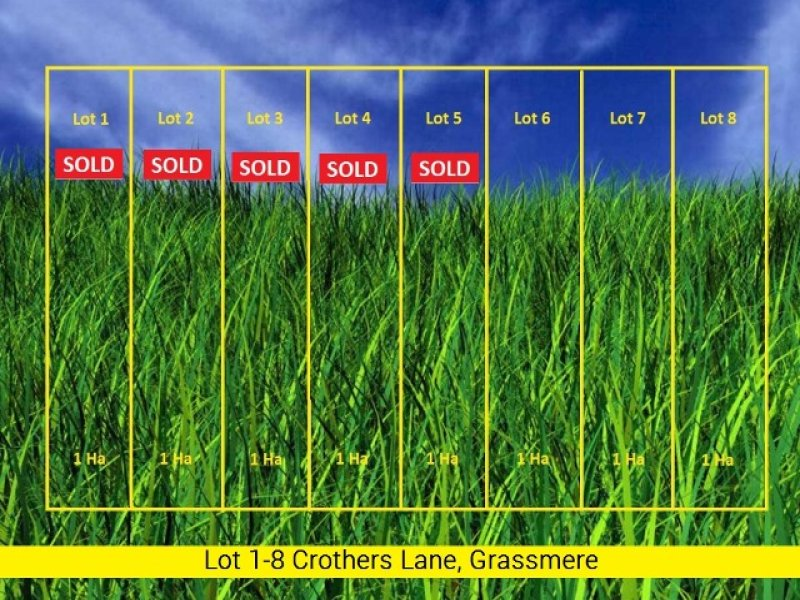 Lot 5 Crothers Lane, Grassmere, Vic 3281