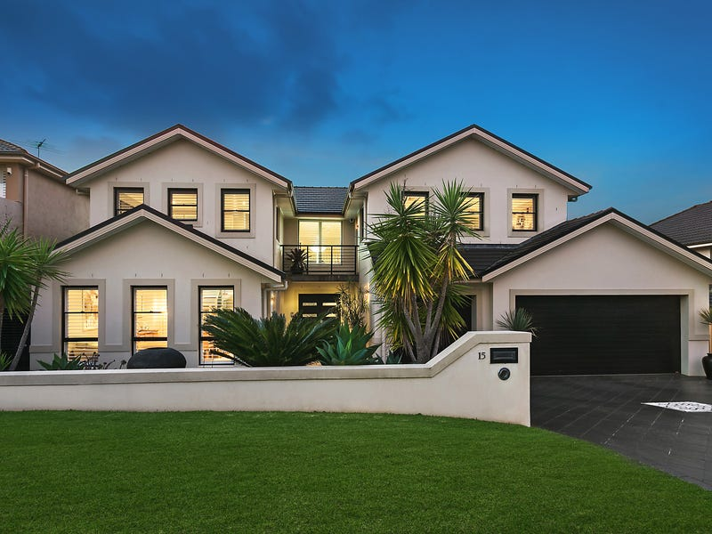 15 Chepstow Drive, Castle Hill, NSW 2154