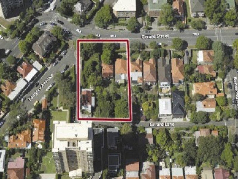 80-84 Gerard Street, Cremorne, NSW 2090