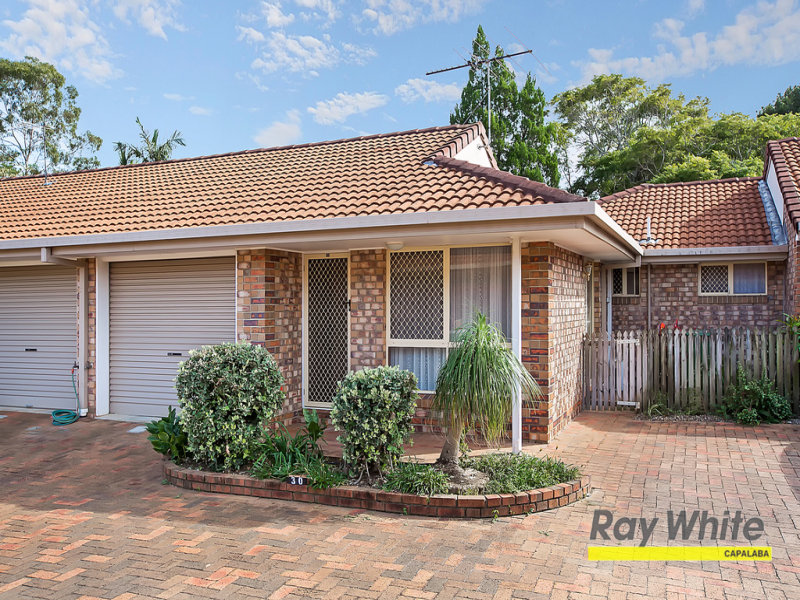 Unit 30, 124 Wellington Street, Ormiston, Qld 4160
