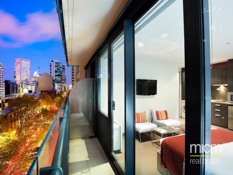 807/181 A'Beckett Street, Melbourne, Vic 3000