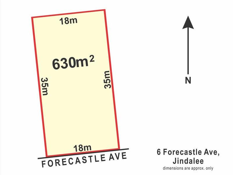 6 Forecastle Avenue, Jindalee, WA 6036