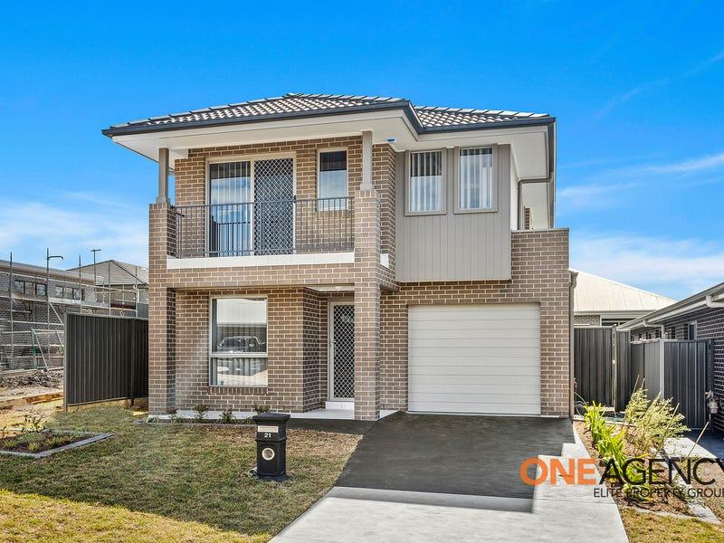 21 Farmgate Crescent, Calderwood, NSW 2527