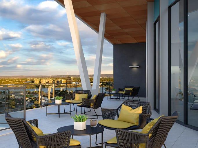 Lot 143/63 Adelaide Terrace, East Perth, WA 6004