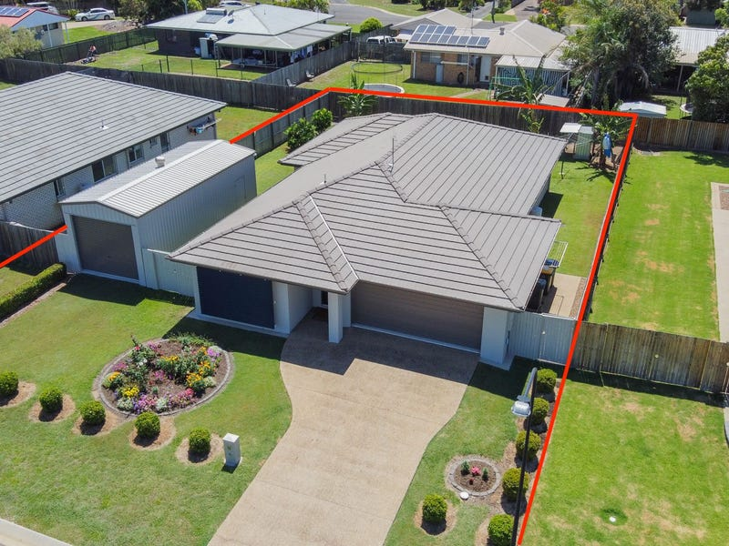 18 Morgan Way, Kalkie, Qld 4670