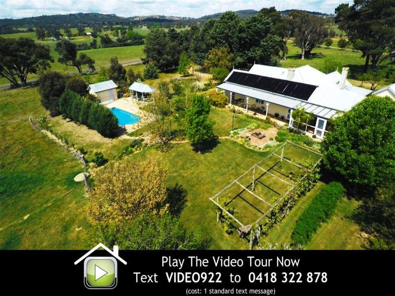 99 Rugby Road 'Lilstan', Dalton, NSW 2581