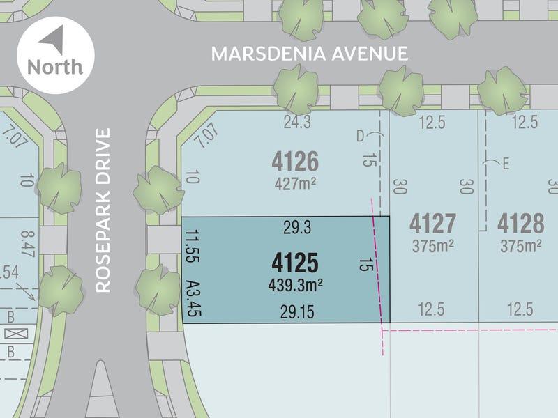 Lot 4125 Land at Newpark, Marsden Park, NSW 2765