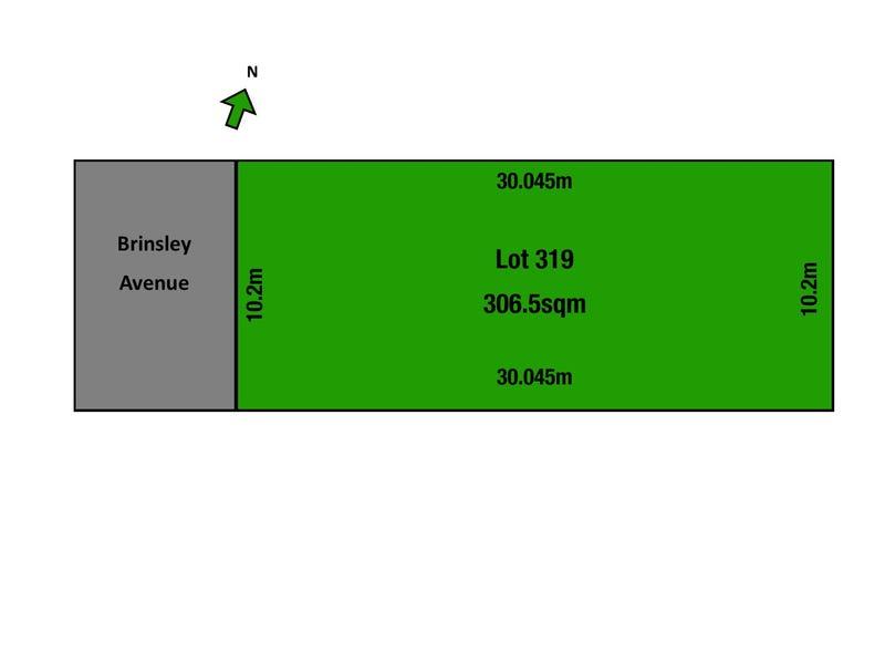 Lot 319 Brinsley Avenue, Schofields, NSW 2762