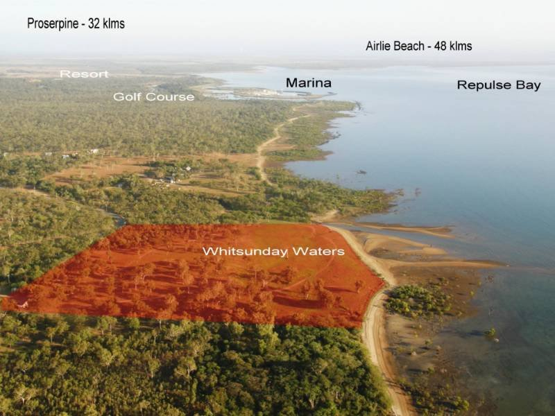 Lot 17 Whitsunday Waters, Midge Point, Qld 4799