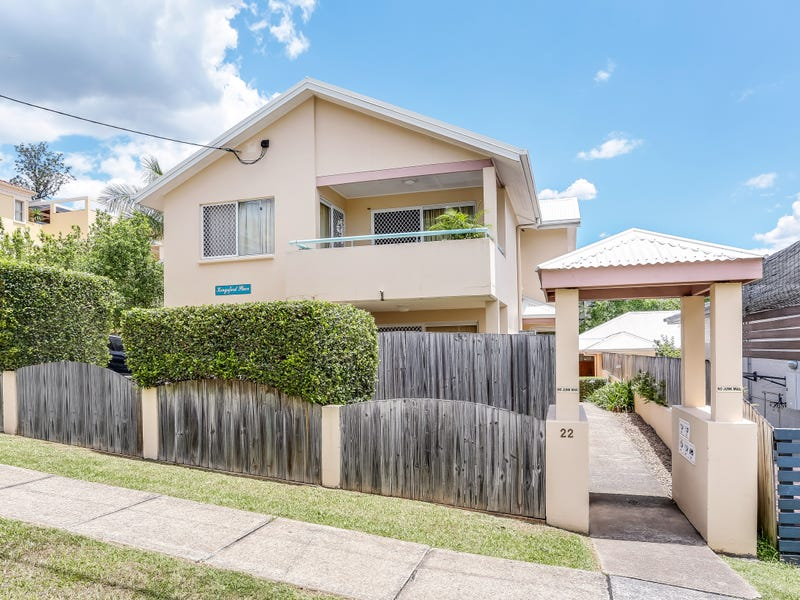 6/22 Kingsford street, Auchenflower, Qld 4066