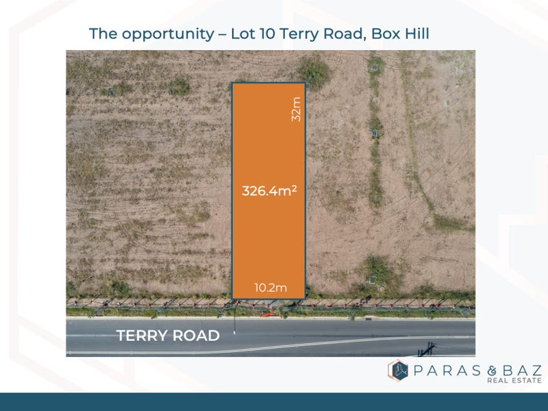 Lot 10 Terry Road, Box Hill