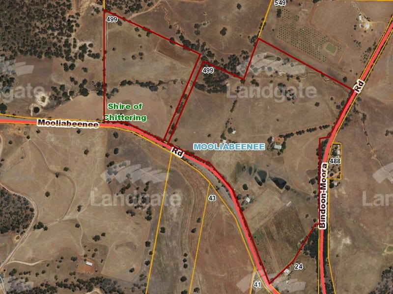 499 Bindoon Moora Road, Mooliabeenee, WA 6504