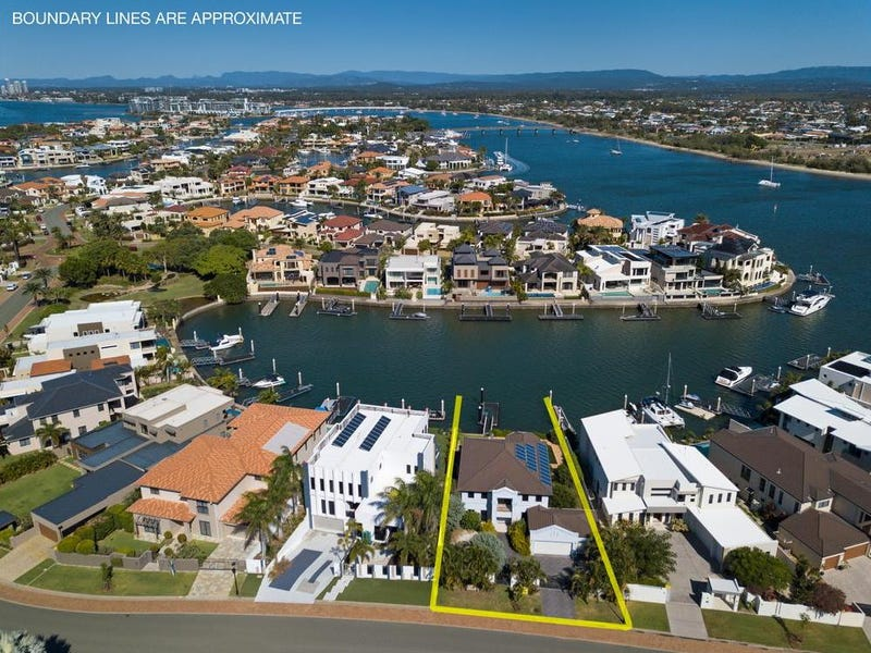 44 THE SOVEREIGN MILE, Sovereign Islands