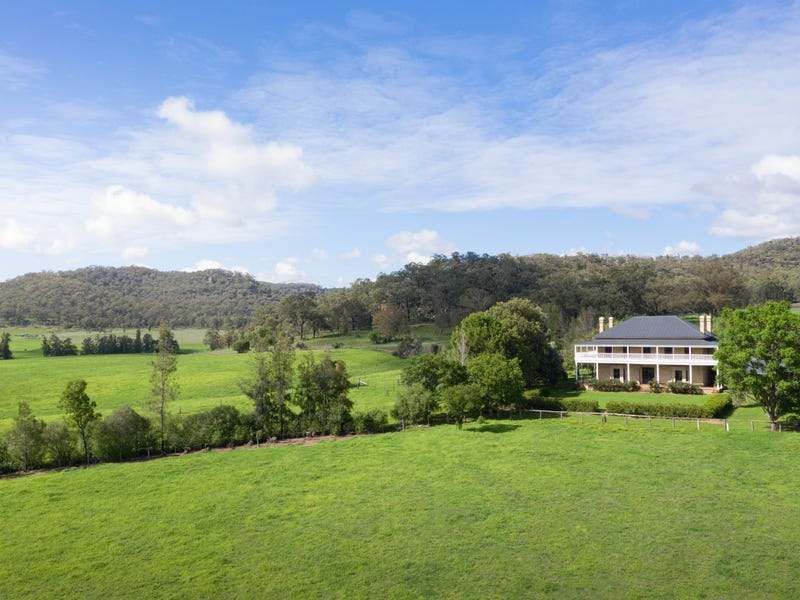 Baerami House Farm, 300 Baerami Creek Road, Baerami Creek, NSW 2333