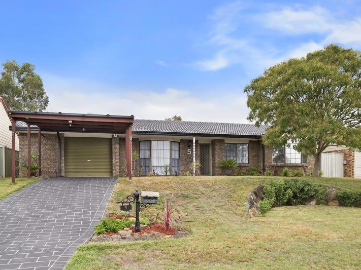 5 Oldham  Avenue, Werrington County, NSW 2747