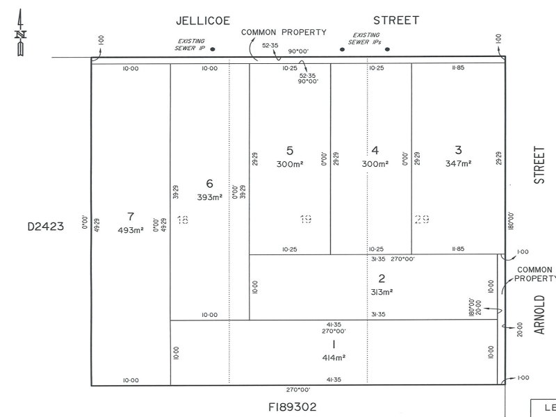 Lot 1,2,3,4,5,6,7 Cnr Jellicoe Street & Arnold Street, Port Pirie, SA 5540