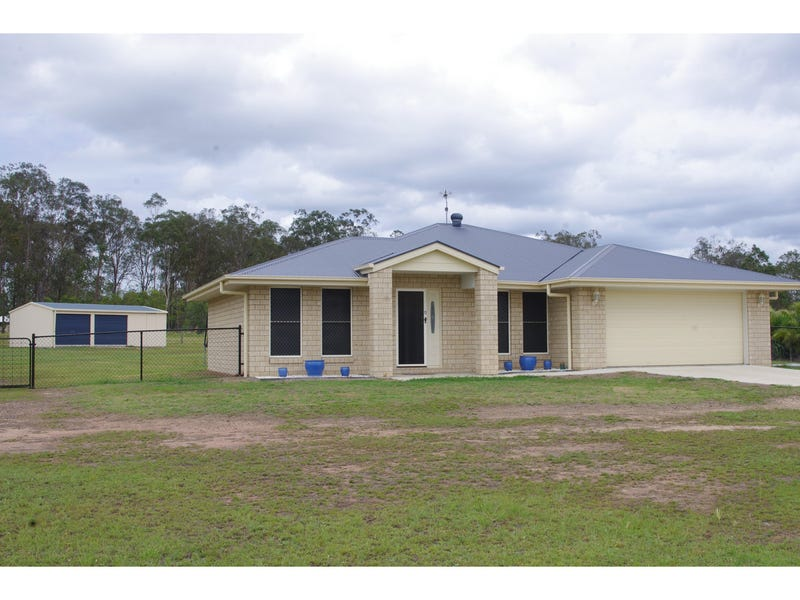 6 Yappa Court, Lake Clarendon, Qld 4343
