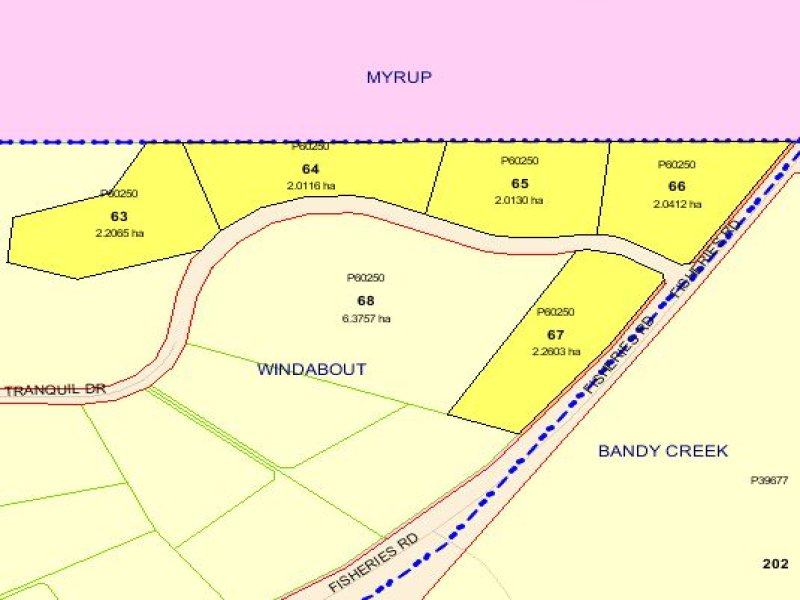 Lot 67 Tranquil Drive, Windabout, WA 6450