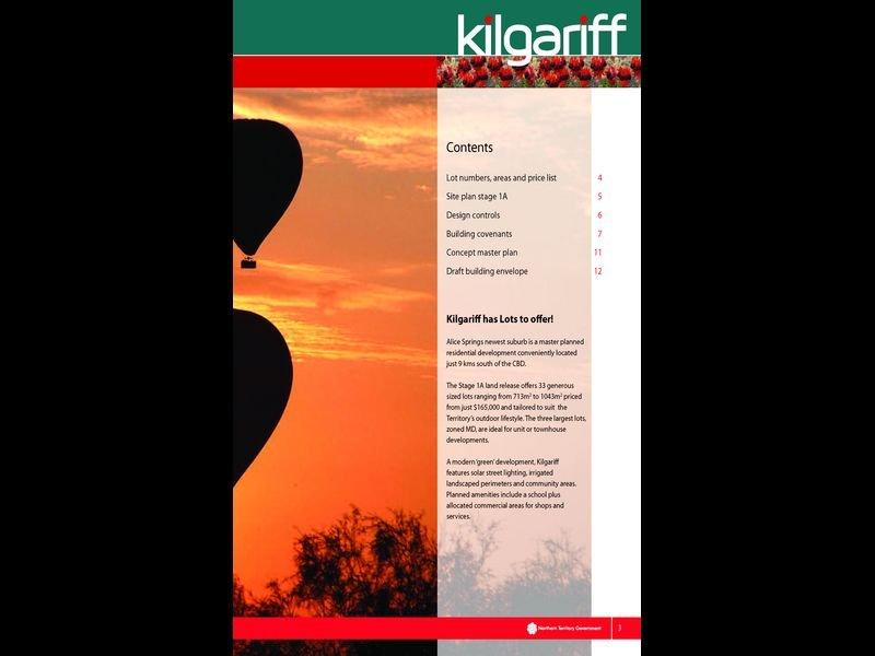 Kilgariff - 9 Cramer Street, Kilgariff, NT 0873