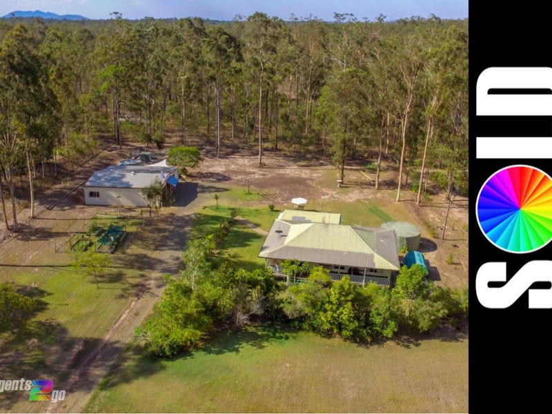 457 Wards Road, Glenwood, Qld 4570