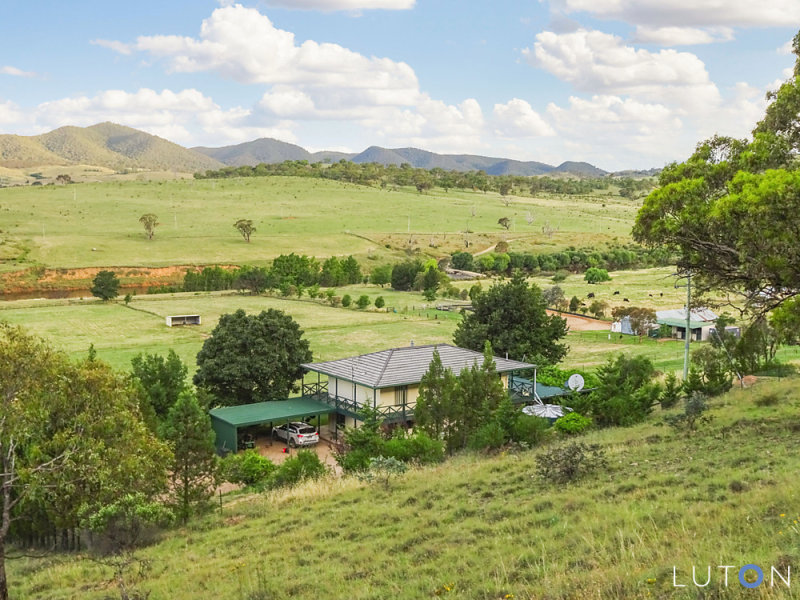 43 Downstream Road, Bumbalong, NSW 2626