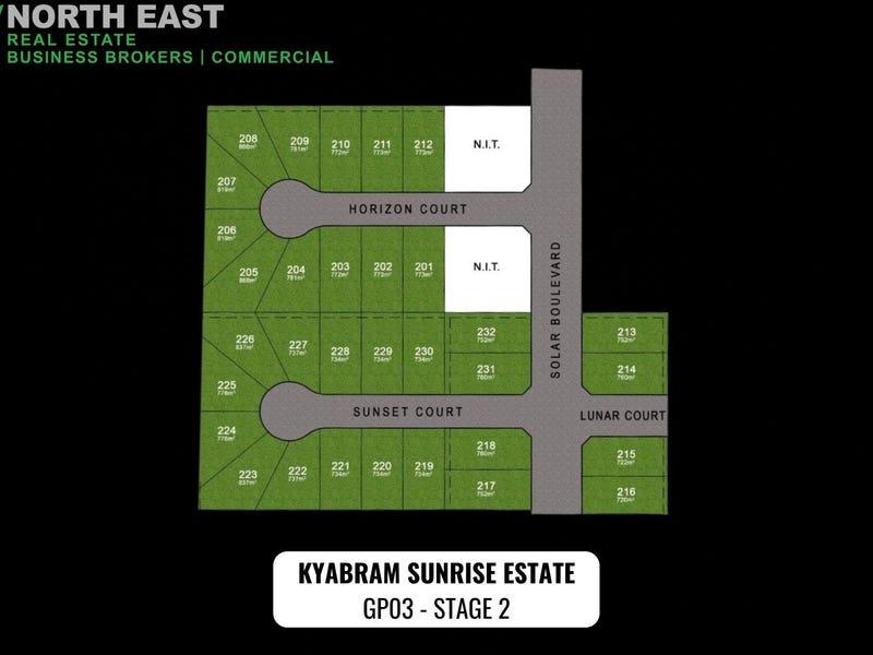 Solar Boulevard, Kyabram, Vic 3620
