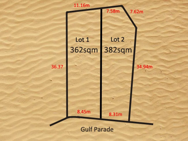 Lot 1, 57 Gulf Parade, Maslin Beach, SA 5170