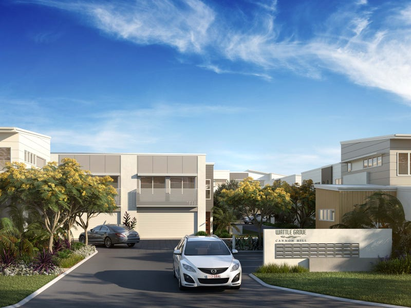 16/1 Wattle Grove, Cannon Hill, Qld 4170