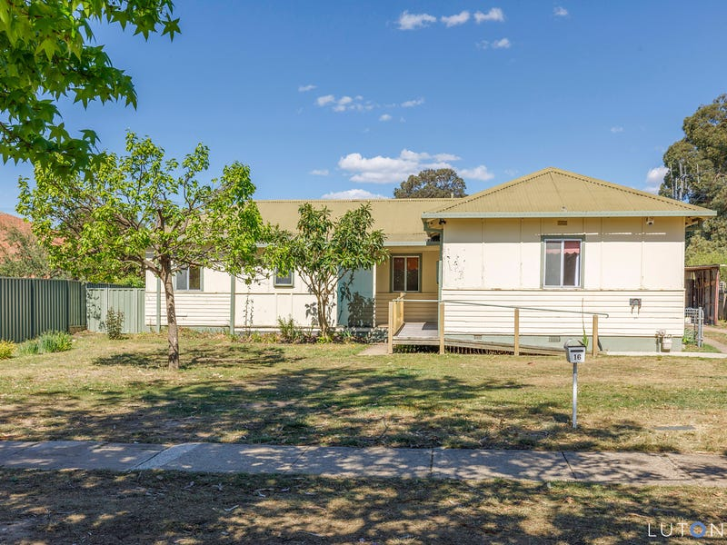16 Angas Street, Ainslie, ACT 2602