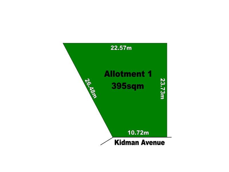 Allotment 1/24 Kidman Avenue, Kidman Park, SA 5025