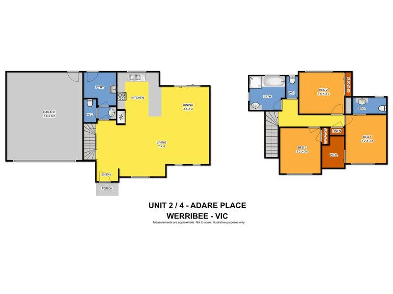 2/4 Adare Place, Werribee, Vic 3030