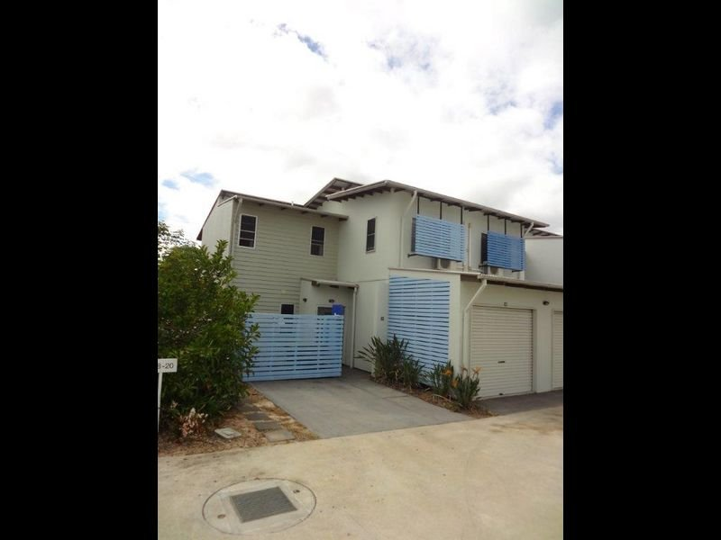 Unit 18,10 Nothling Street, New Auckland, Qld 4680
