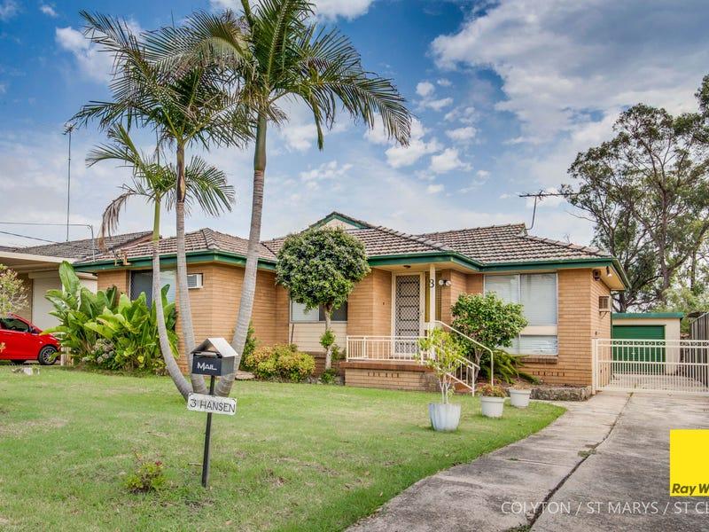 3 Gilmour Street, Colyton, NSW 2760