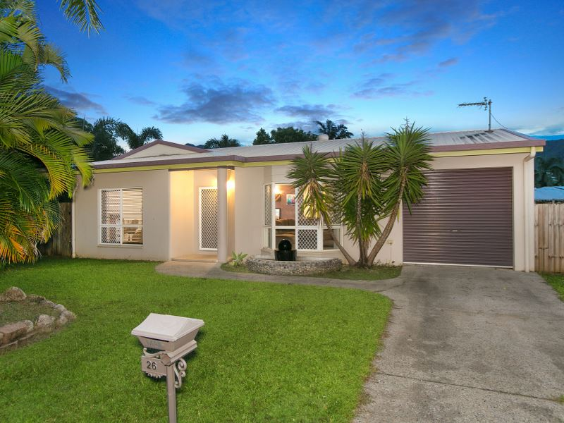 26 Blackbird Close, Bentley Park, Qld 4869