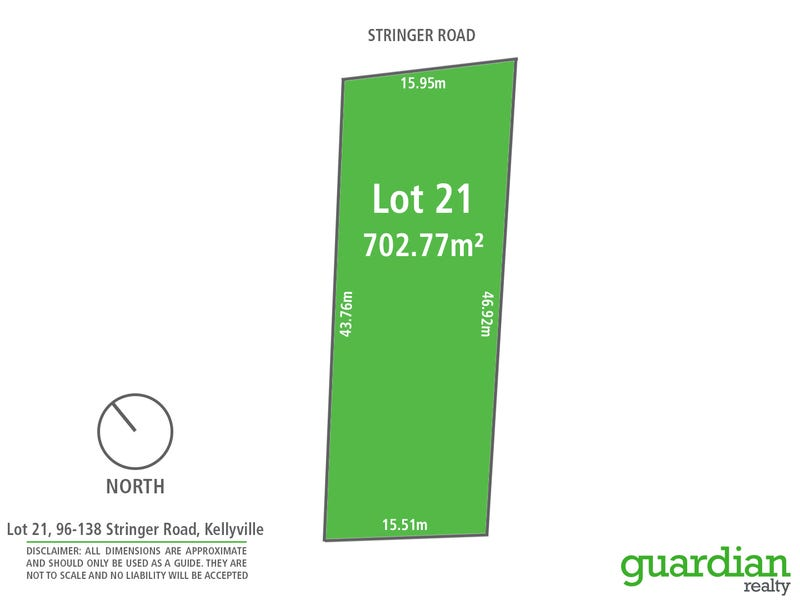 Lot 21, 96-138 Stringer Road, North Kellyville, NSW 2155