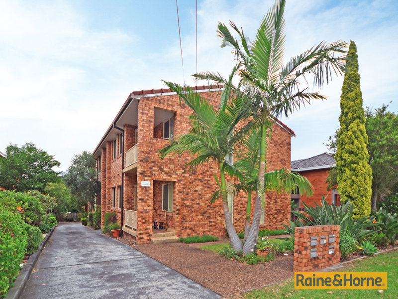 3/9 England Street, West Wollongong, NSW 2500