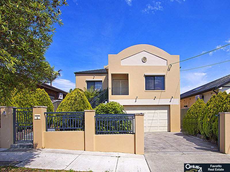 5 Parker Avenue, Earlwood, NSW 2206