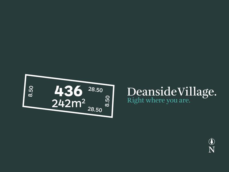Lot 426, Saran Crescent, Deanside, Vic 3336