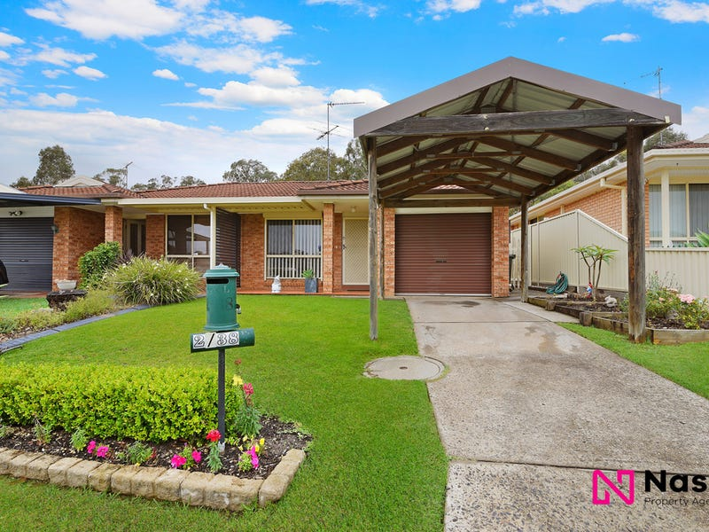 2/38 Francisco Crescent, Rosemeadow, NSW 2560
