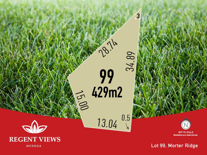 Lot 99, Mortar Ridge (Regent Views), Mernda, Vic 3754