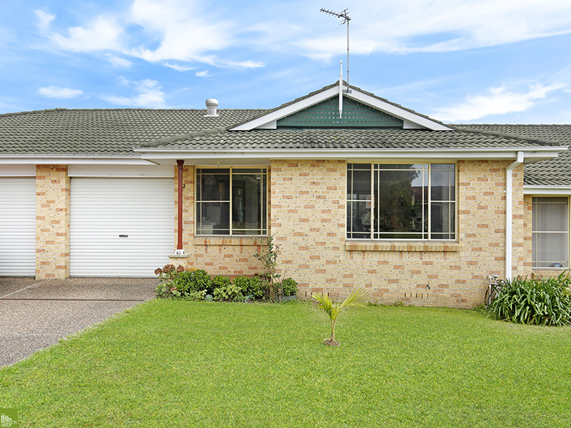 2/17 Mummuga Close, Flinders, NSW 2529