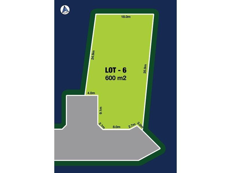 Lot 6, 16 Oakland Court, Byron Bay, NSW 2481