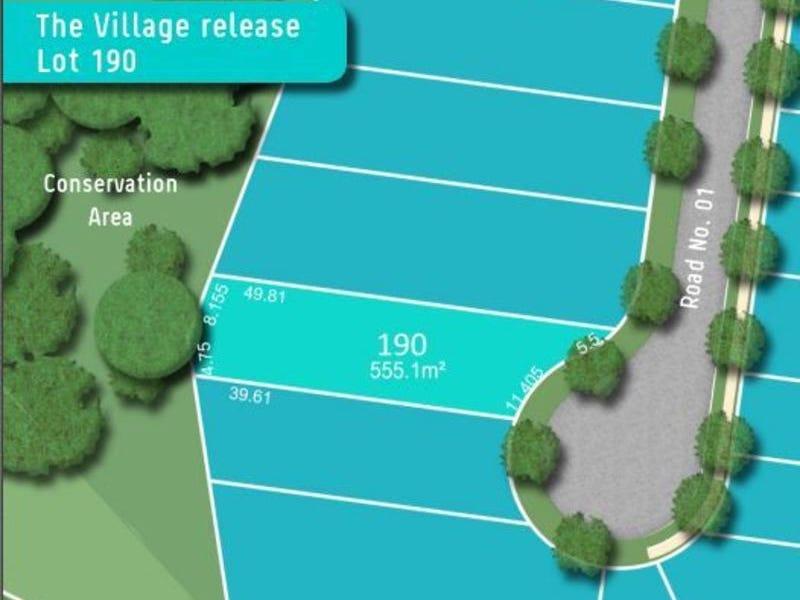 Lot 190 'The Village' Bingara Gorge, Wilton, NSW 2571
