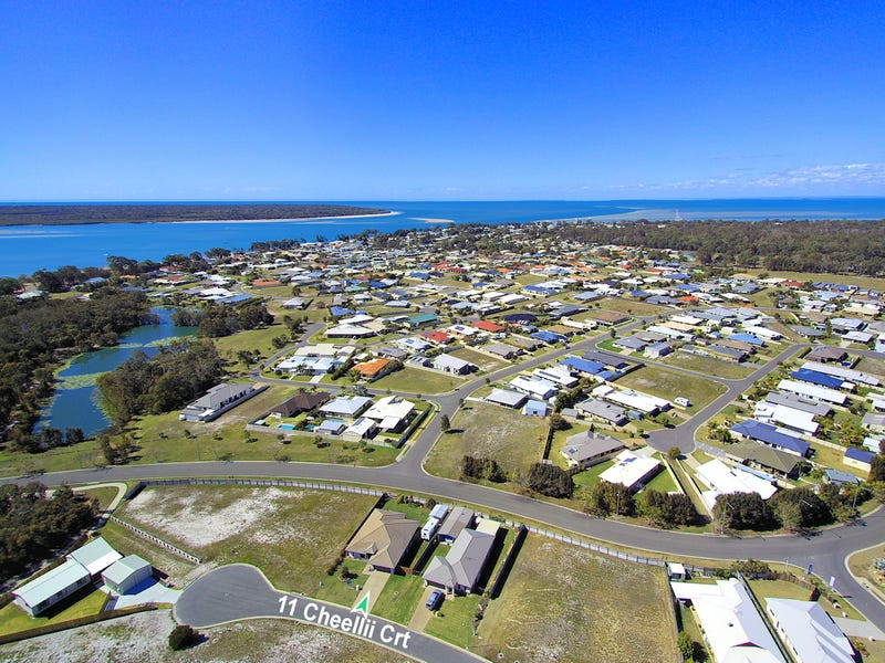 11 Cheellii Ct, Burrum Heads, Qld 4659