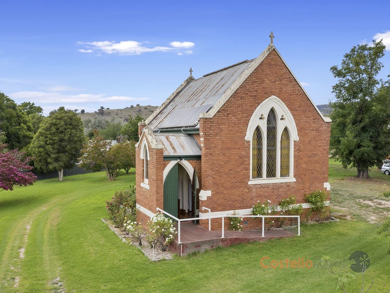 Church, Shed, Land - 21 Shelley Rd, Walwa, Vic 3709