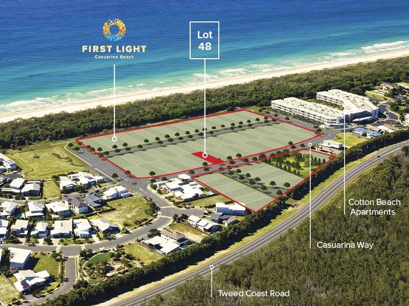 Lot 48, 661 Casuarina Way, Casuarina, NSW 2487