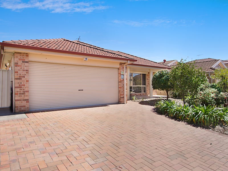 55 Jocelyn Boulevarde, Quakers Hill, NSW 2763