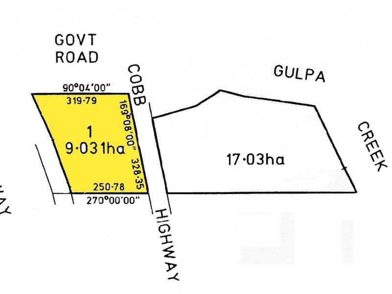 Lot 1, 3924 Cobb Highway, Mathoura, NSW 2710