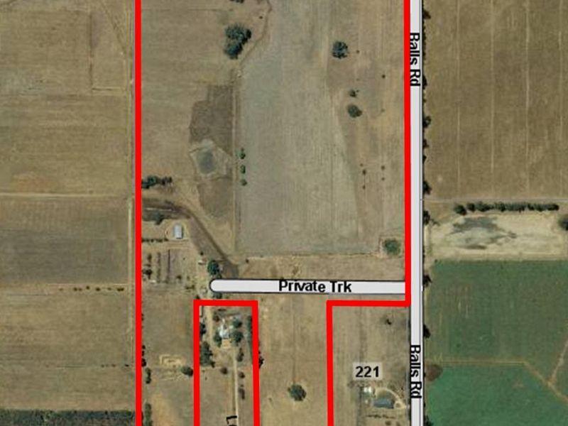 Lot 2, Lot 2, 192 Dillons Lane, Nathalia, Vic 3638