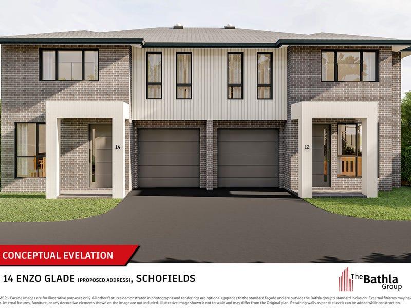 14 Enzo Glade, Schofields, NSW 2762